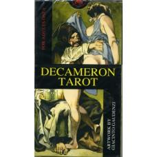 Decameron Tarot (Европейское издание) Таро Декамерон