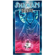 "Колода Таро Шаманов (Shaman Tarot)+ КНИГА Таро Шаманов ""Мир четырех стихий""."