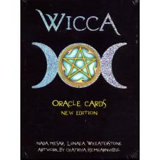 Wicca  Oracle Cards  (Оракул Ведьм Викканский)