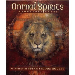 Animal Spirits Knowledge Cards