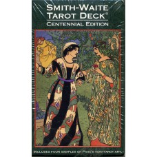Smith-Waite Centennial Edition Tarot deck