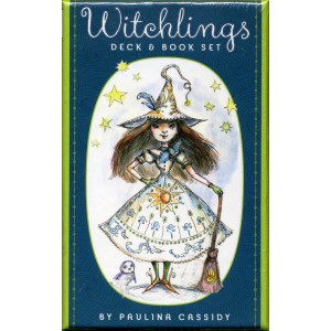 Witchlings deck&book set