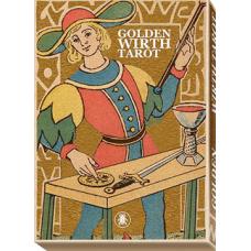 Золотое Таро Вирта Старшие Арканы (Golden Wirth Tarot)