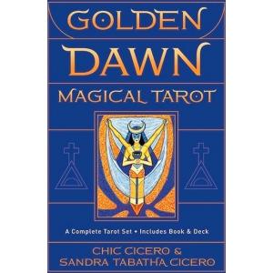 Golden Dawn Magical Tarot