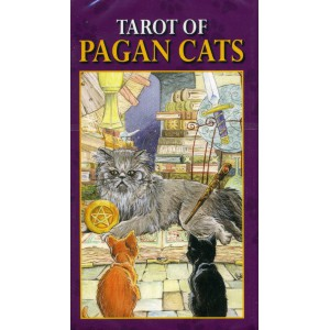 Таро Языческих Котов (Tarot of Pagan Сats)