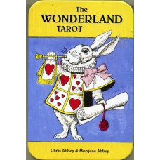Wonderland Tarot в жестяной коробке