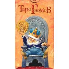 Колода Таро Гномов + Книга Таро Гномов Том 2. Бизнес-ответы