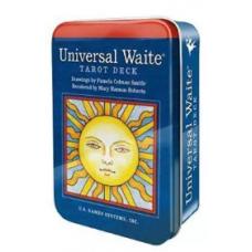 Universal Waite Tarot Pocket in Tin