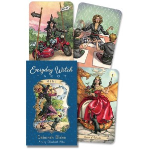 Everyday Witch Tarot Mini