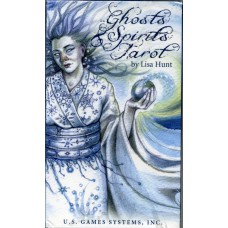 Ghosts and Spirits Tarot by Lisa Hunt