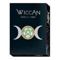 Оракул Ведьм Викканский Позолоченный