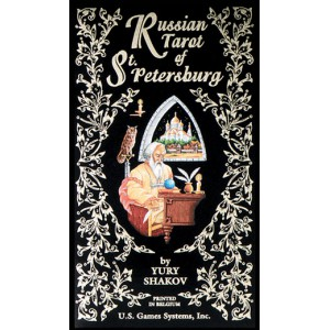 Russian Tarot of St Petersburg
