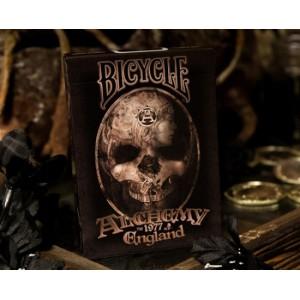 Bicycle Alchemy II карты игральные