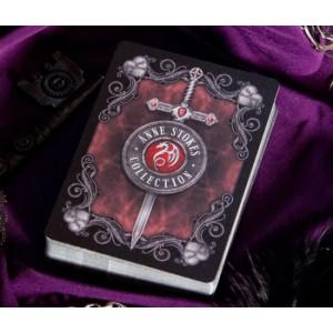 Bicycle Dark Hearts карты игральные