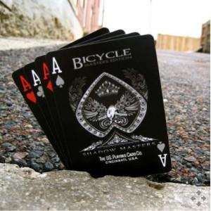 Shadow Masters карты игральные