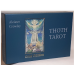 Thoth Tarot Gold Edition A.Crowley (Deluxe Tarotkarten)
