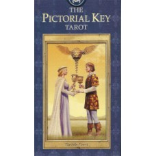 The Pictorial Key Tarot (Европейское издание) Таро Универсальный ключ