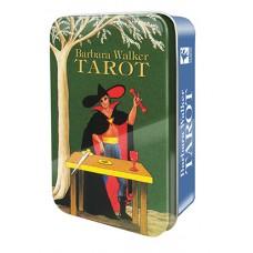 Barbara Walker Tarot Барбара Уолкер таро в жестяной коробке