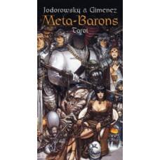 Таро Мета-Баронов (Европейское издание).Tarot Meta-Barons