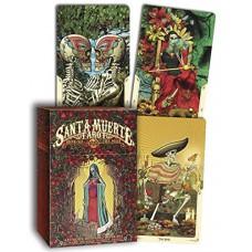 Santa Muerte Tarot Святой смерти