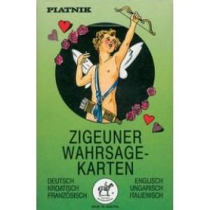 Zigeuner Wahrsage-Кarten (Цыганский оракул)