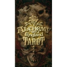 Alchemy 1977 England Tarot  (Алхимия английское таро)