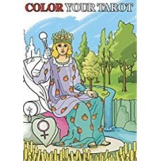 Color Your Tarot Старшие Арканы