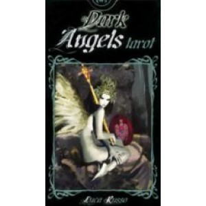 Колода Таро Темных Ангелов + КНИГА