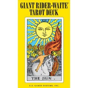 Giant Rider Waite Tarot