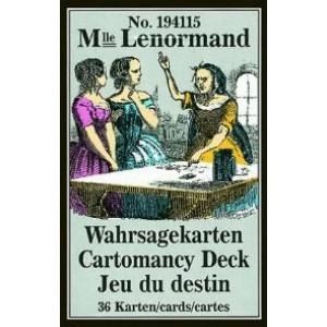 Lenormand (Piatnik 194115) Wahrsagekarten