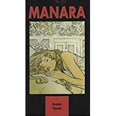 Manara Tarot (европейское издание) Манара