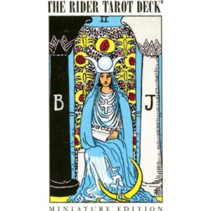 Rider Waite Tarot MINI