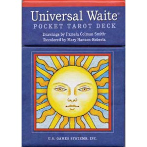 Universal Waite Tarot POCKET
